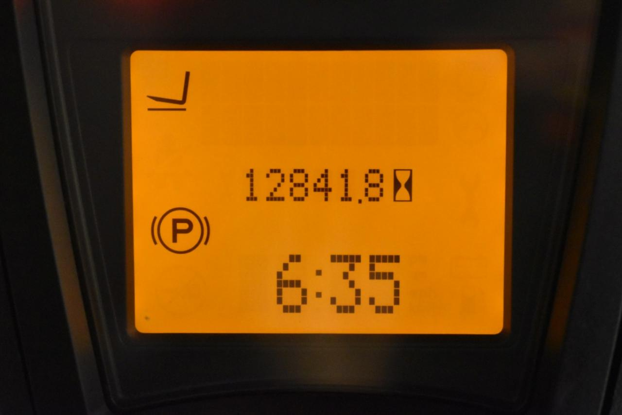 33887 LINDE H 30 T-01 - LPG, 2012, polokabina, BP, Volný zdvih, Triplex