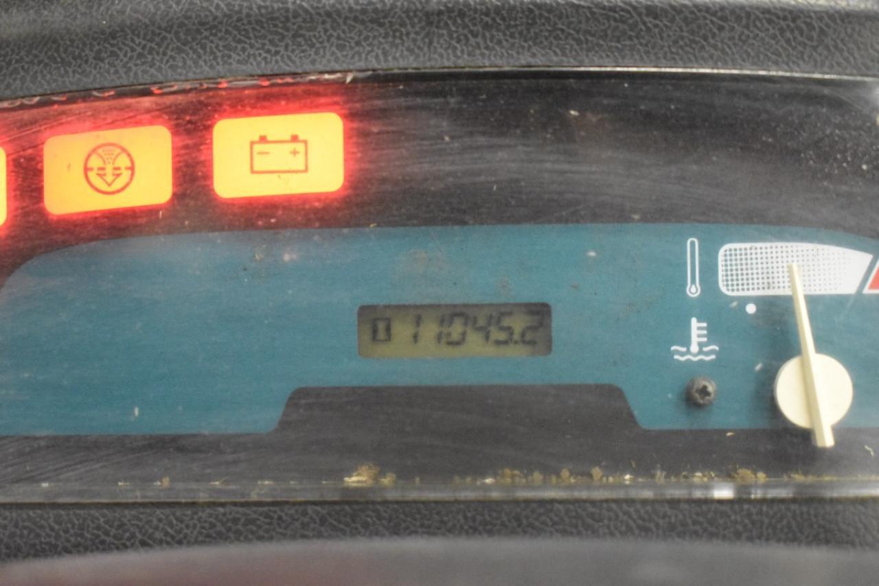 33923 TOYOTA 02-7FGF30 - LPG, 2004, BP, volný zdvih, Triplex