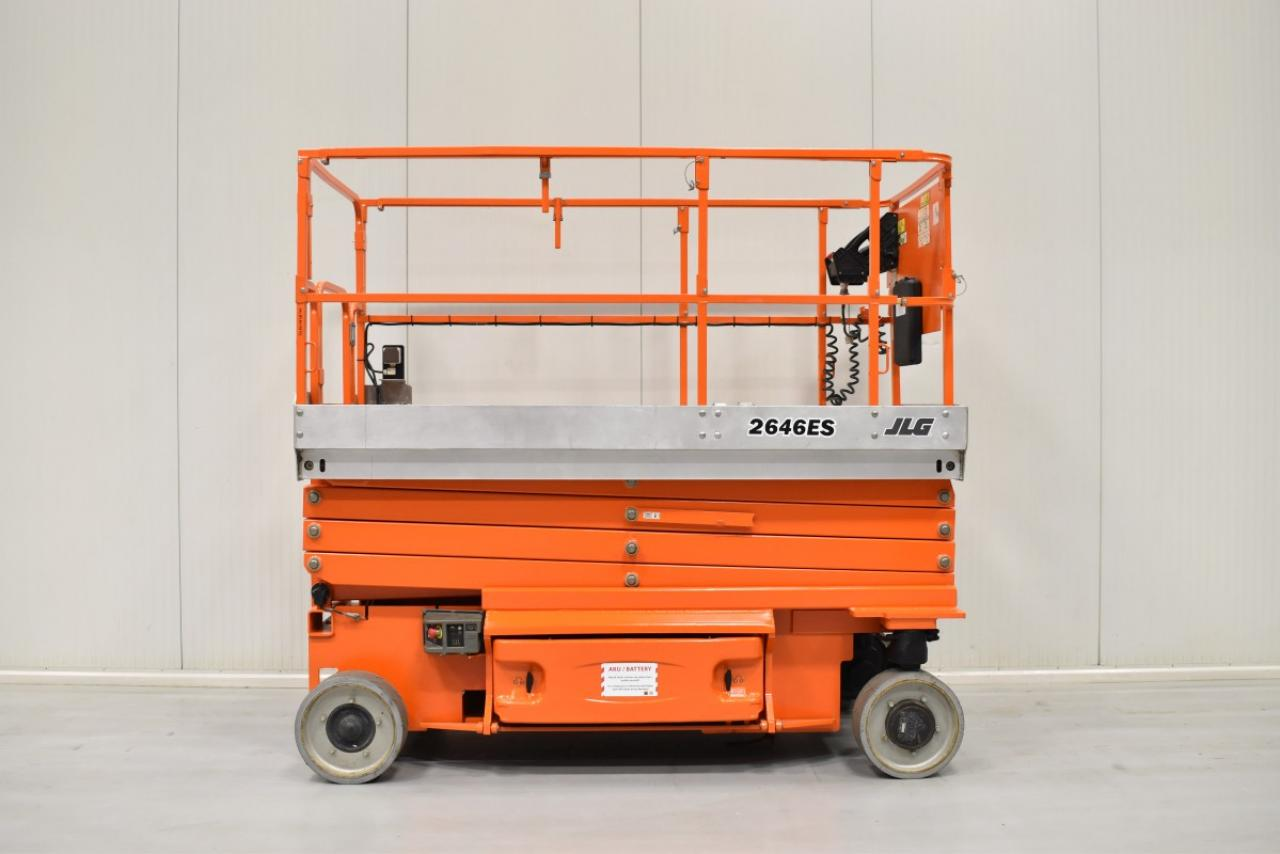 33925 JLG 2646 ES - AKU, 2009, pouze 320 mth