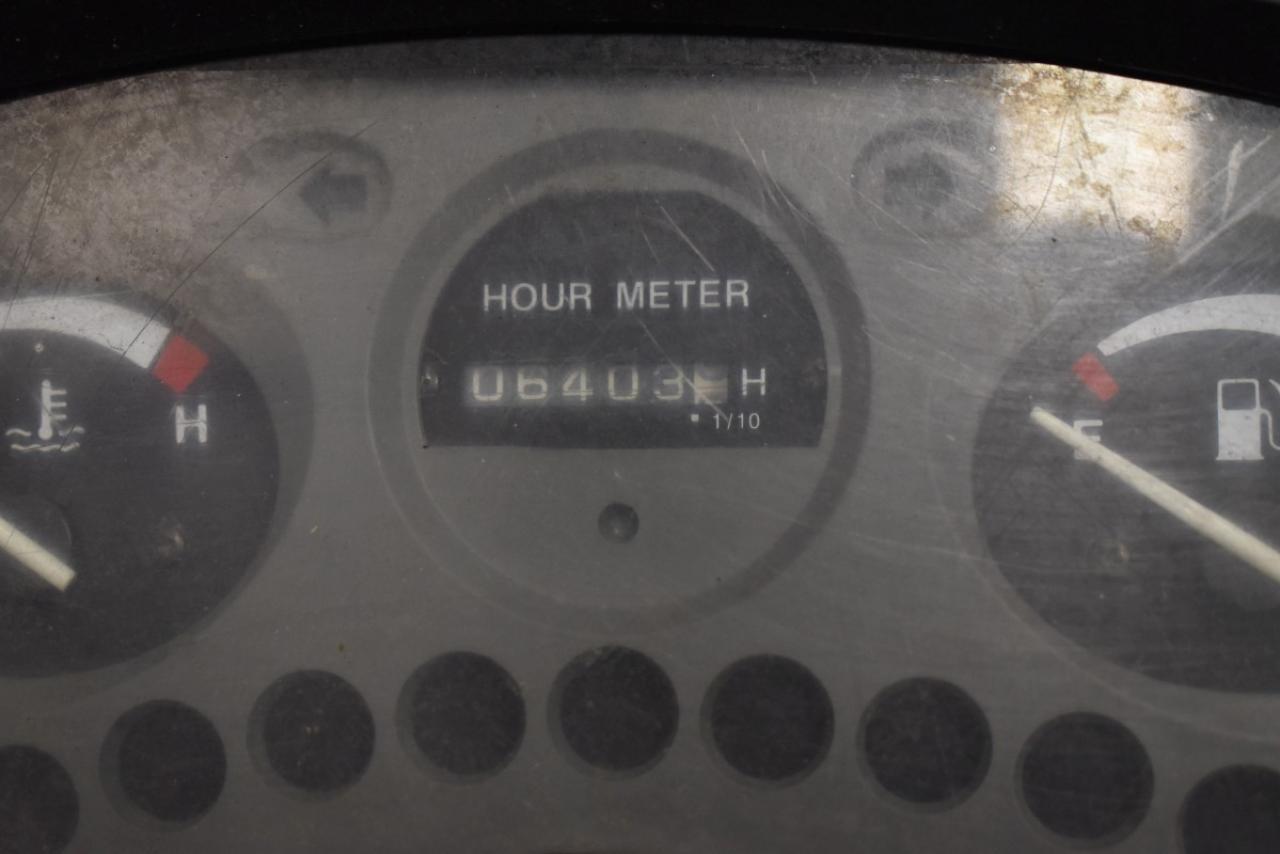 33927 HYUNDAI HLF25-2 - LPG, 2005, SS, Free lift, TRIPLEX, only 6403 hrs