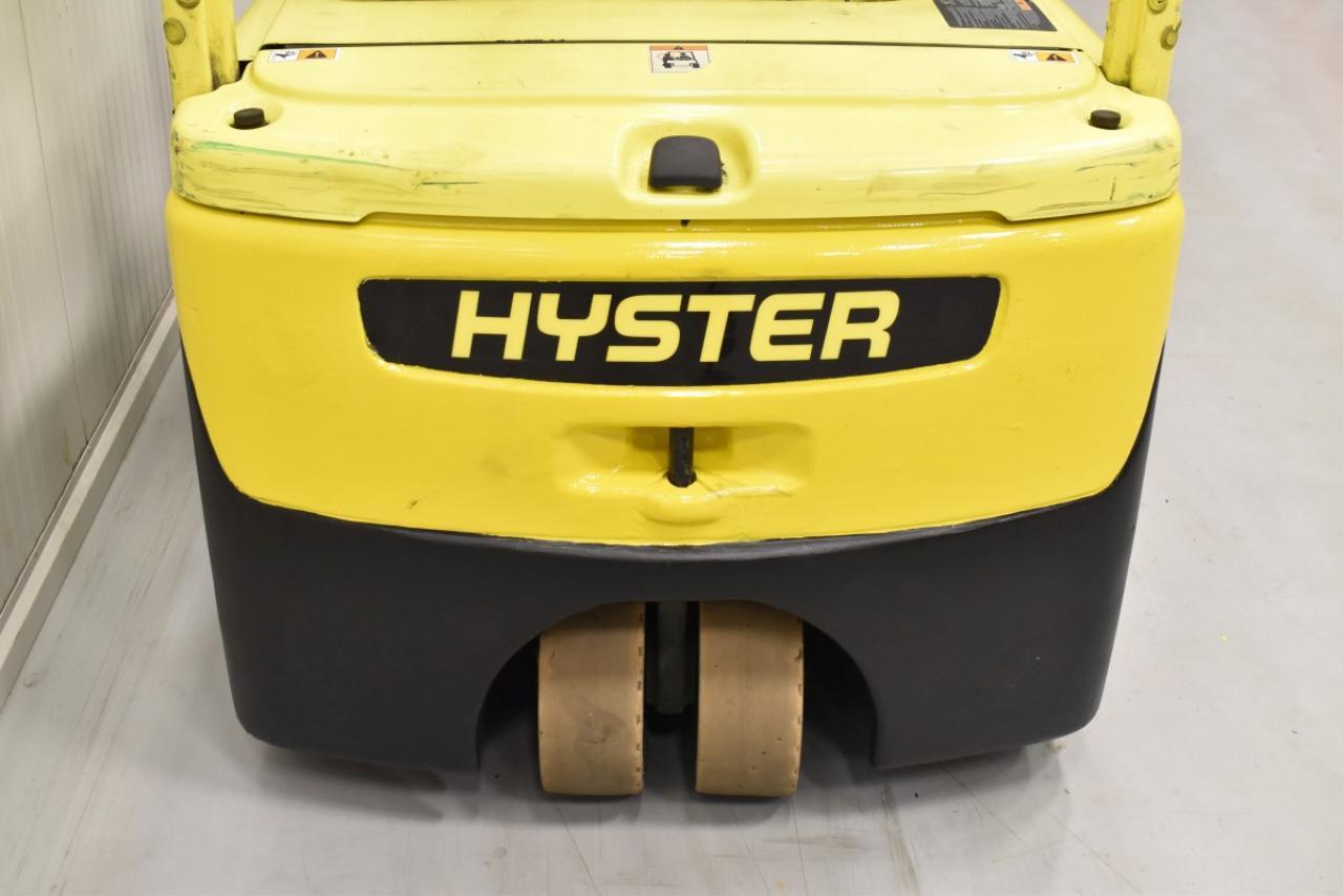33928 HYSTER J 1.6 XNT - AKU, 2013, BP, Volný zdvih