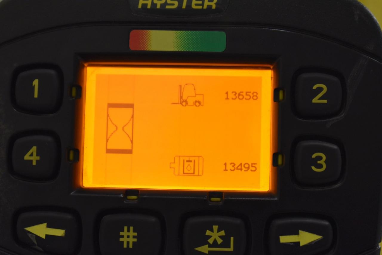 33929 HYSTER J 1.6 XNT - AKU, 2013, BP, Volný zdvih