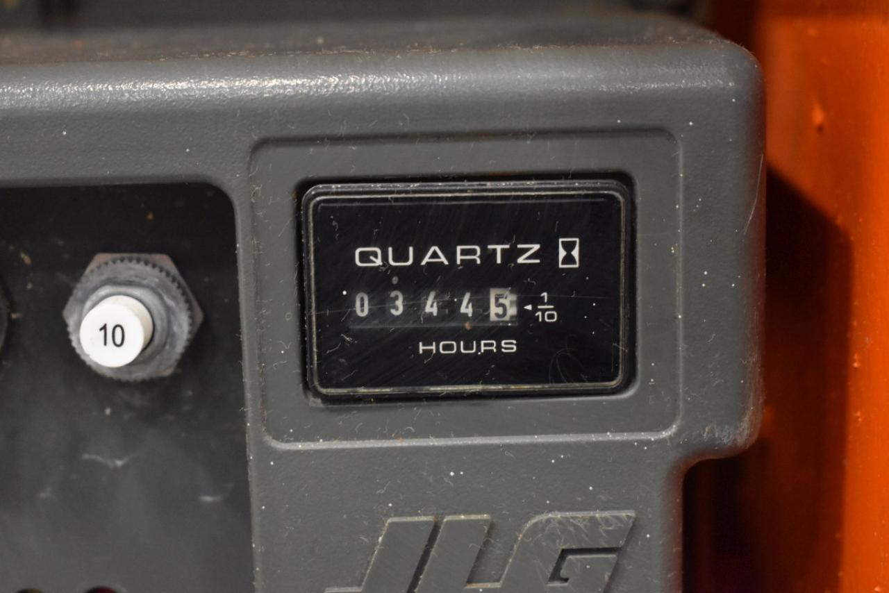 33930 JLG 2030 ES - AKU, 2008, pouze 343 mth