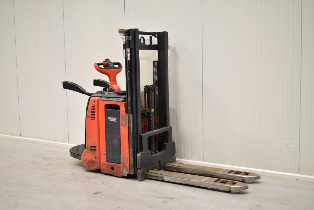 33937 LINDE D 12 AP - Battery, 2017, Free lift + initial lift, only 4092 hrs
