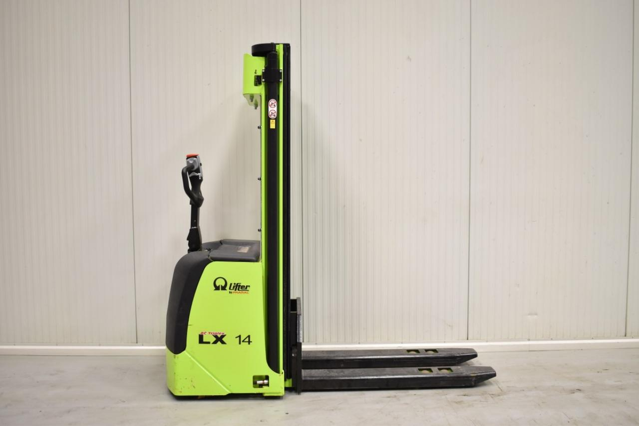 33965 LIFTER TRANSP LX 14/42 - Battery, 2016, only 133 hrs