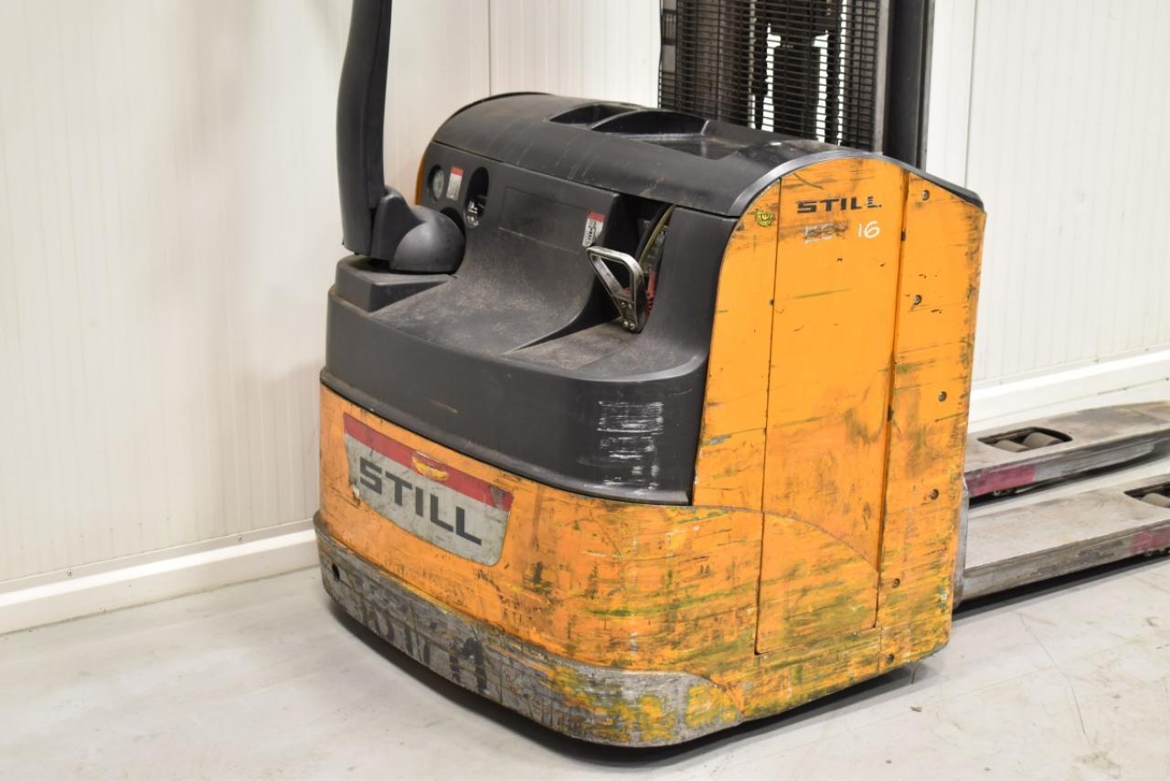 33997 STILL EGV 16 - AKU, 2012, Volný zdvih + přízdvih, pouze 2571 mth