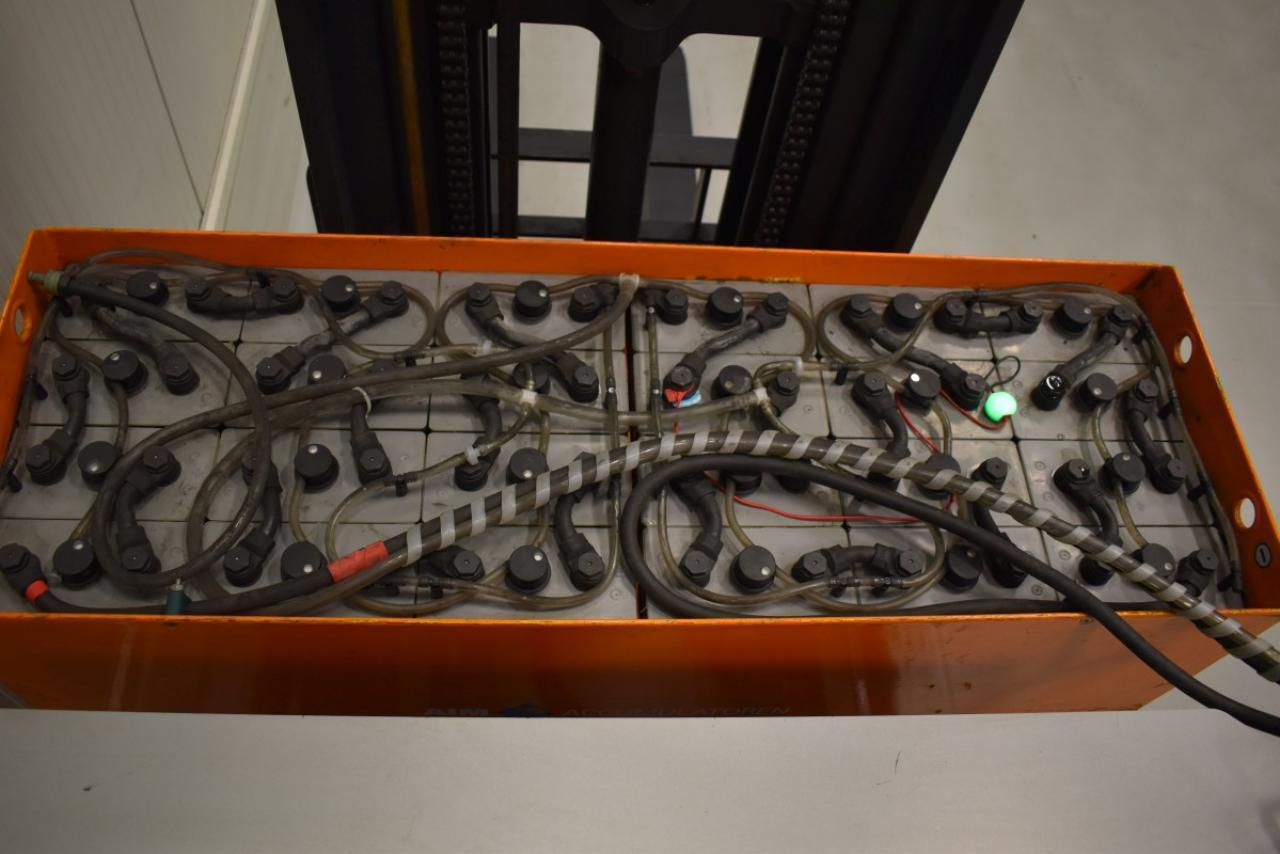 33999 STILL FM-X 25 - AKU, Retrak, 2013, BP, Volný zdvih, Triplex