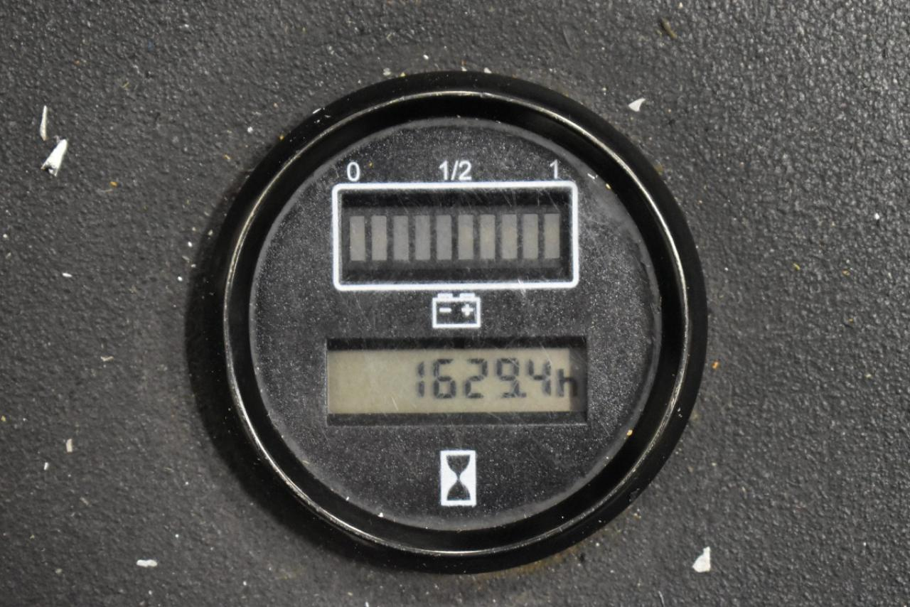 34003 STILL EGV-S 14 - AKU, 2014, Volný zdvih, Triplex, pouze 1629 mth