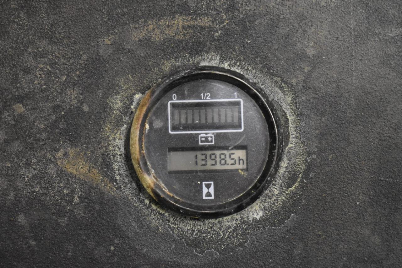 34004 STILL EGV-S 14 - AKU, 2014, Volný zdvih, Triplex, pouze 1398 mth