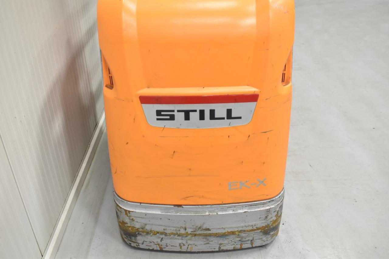 34006 STILL EK-X - Battery, 2014, only 835 hrs