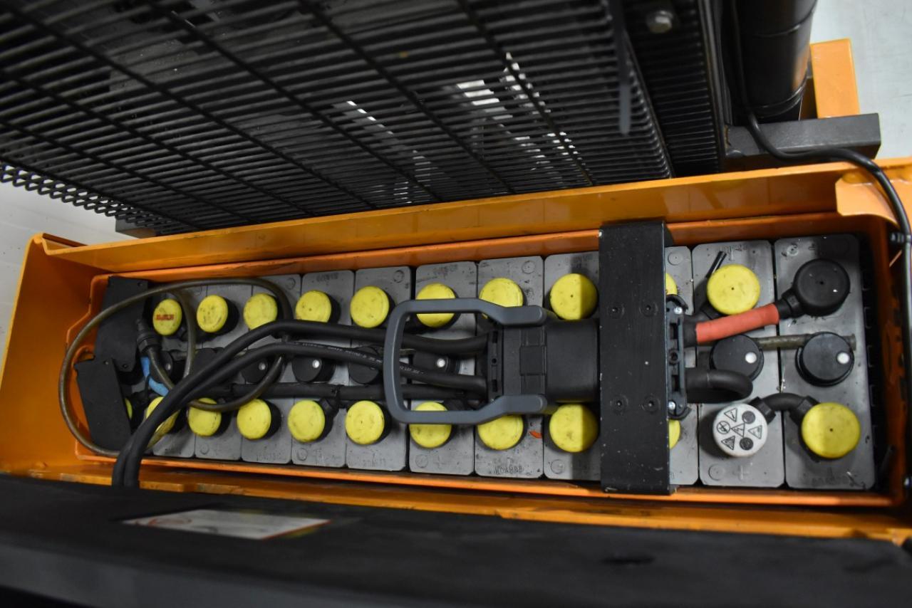 34010 STILL EGV-S 14 - Battery, 2012, Free lift, TRIPLEX, only 542 hrs