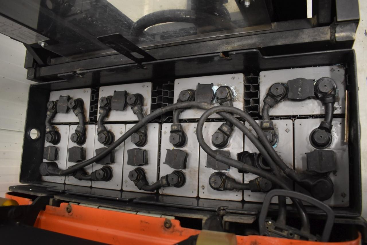 34074 BT SPE 200 D - Battery, 2014, initial lift, only 1631 hrs