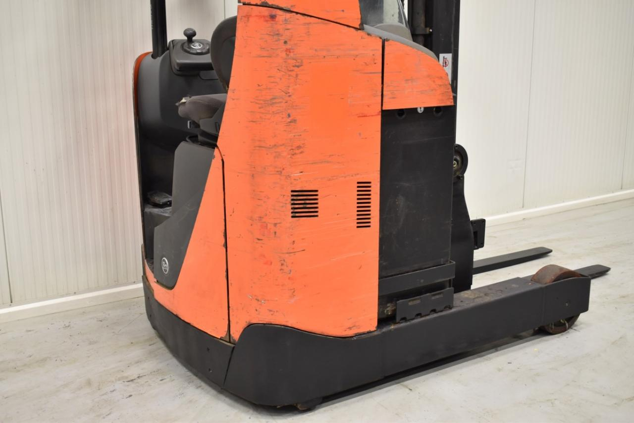 34082 BT RRE 160 - Battery, Reach truck, 2014, SS, Free lift, TRIPLEX