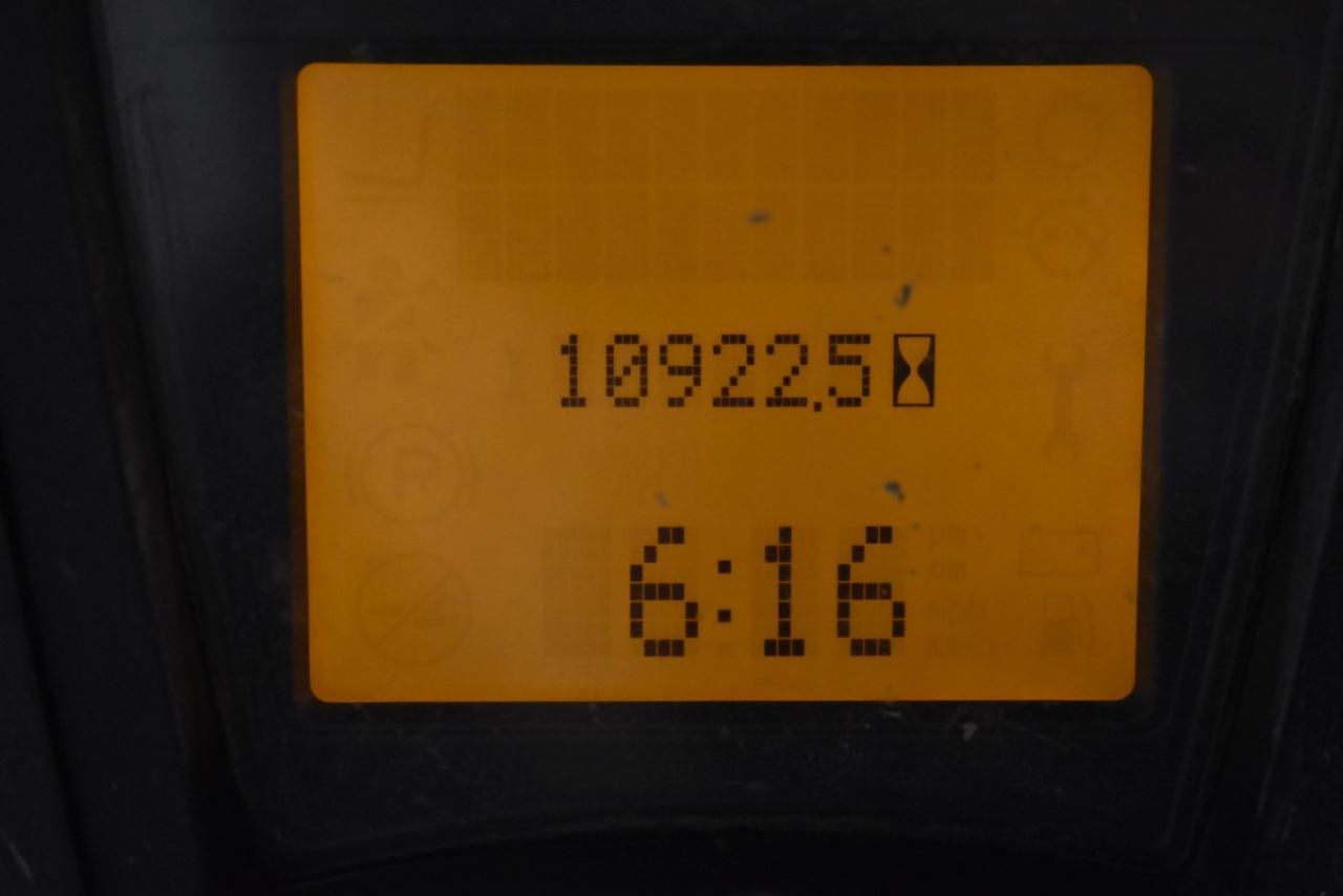 34091 LINDE H 20 D-01 - Diesel, 2011, BP+HSV, Volný zdvih, Triplex