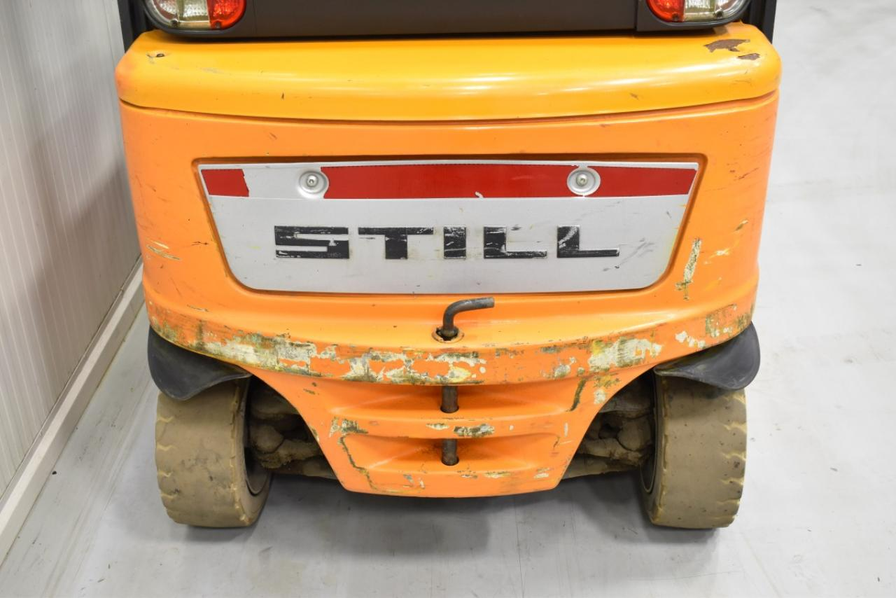 34100 STILL R 60-16 I - AKU, 2004, BP, Volný zdvih, pouze 4724 mth, BAT 2011