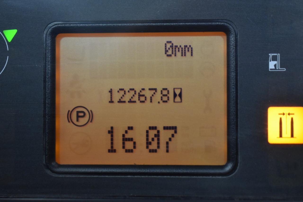 34206 LINDE R 14 HD-01 - AKU, Retrak, 2014, BP, Volný zdvih, Triplex