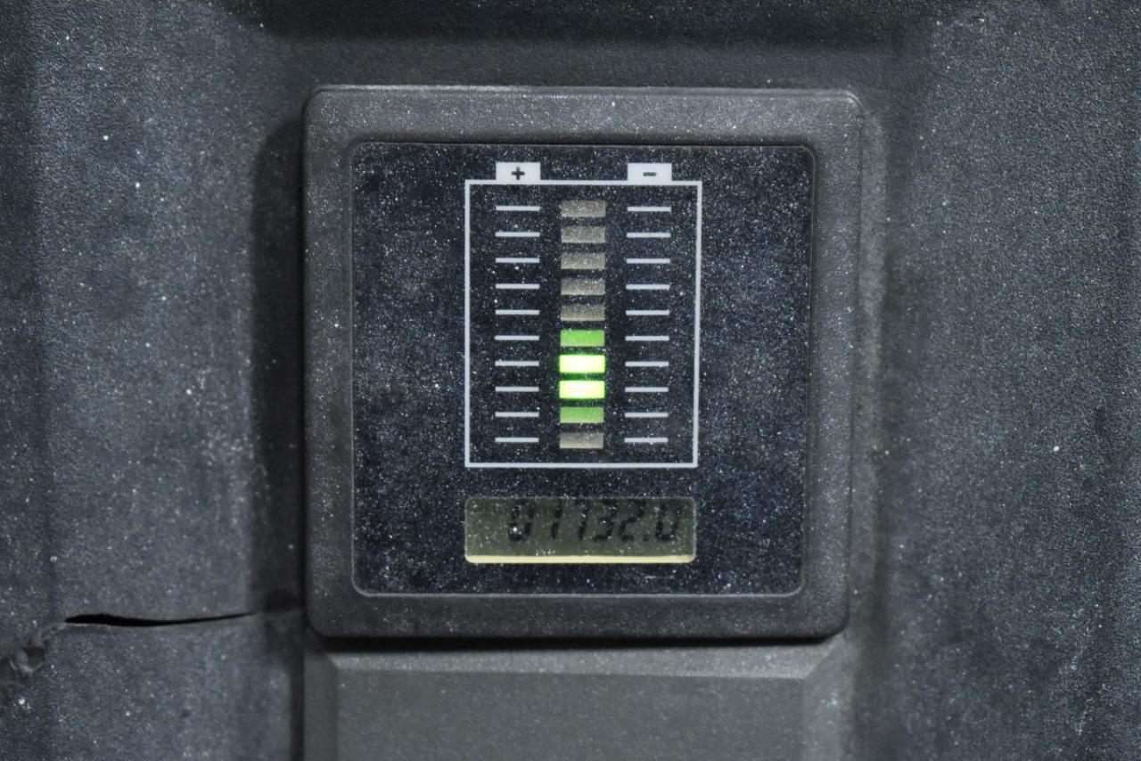 34230 JUNGHEINRICH EJC 216 - AKU, 2007, Volný zdvih, Triplex, pouze 1732 mth