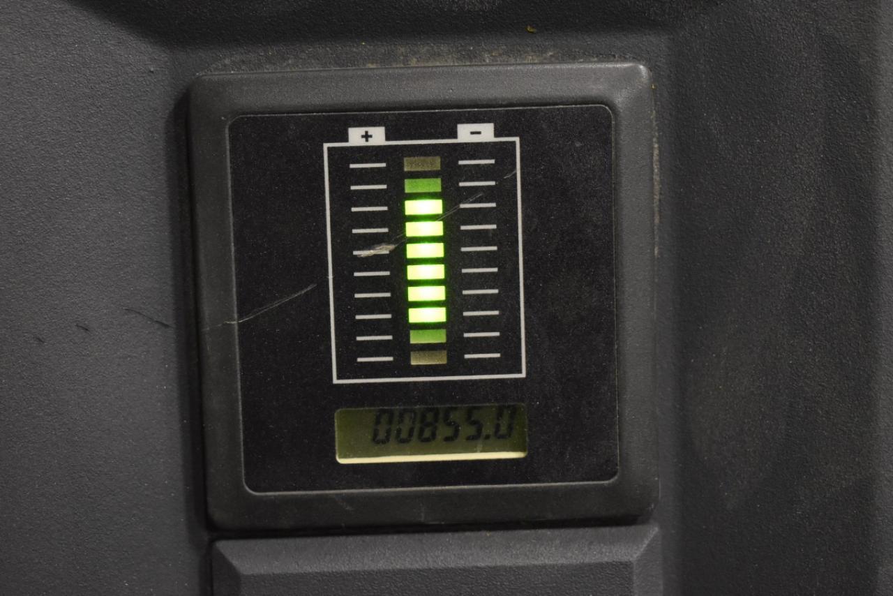 34250 JUNGHEINRICH EJC 220 - AKU, 2007, pouze 854 mth, BAT 2018