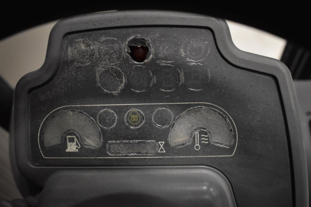 34314 JUNGHEINRICH DFG 316 - Diesel, 2014, BP, pouze 6122 mth