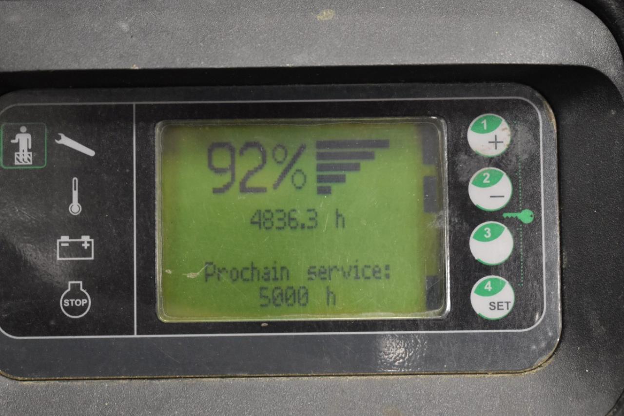 34341 LINDE P 30 C - AKU, 2013