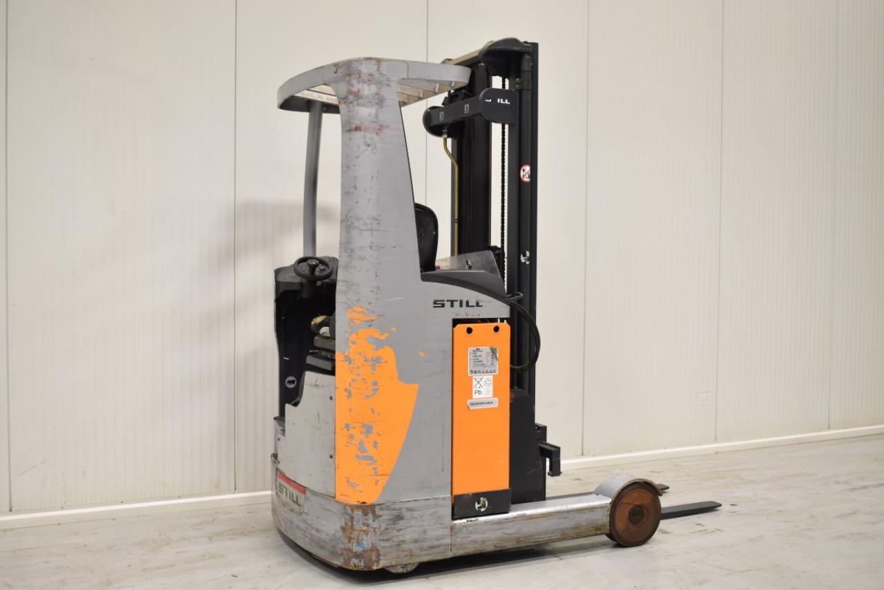 34368 STILL FM-X 12 - Battery, Reach truck, 2013, SS, Free lift, TRIPLEX, only 3064 hrs