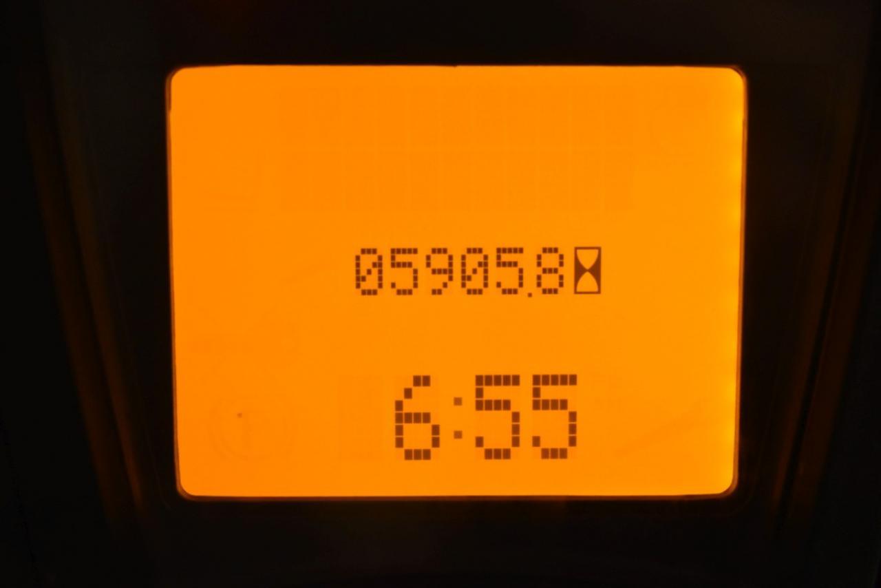34371 LINDE H 16 T - LPG, 2008, BP+HSV, Volný zdvih, Triplex, pouze 5903 mth