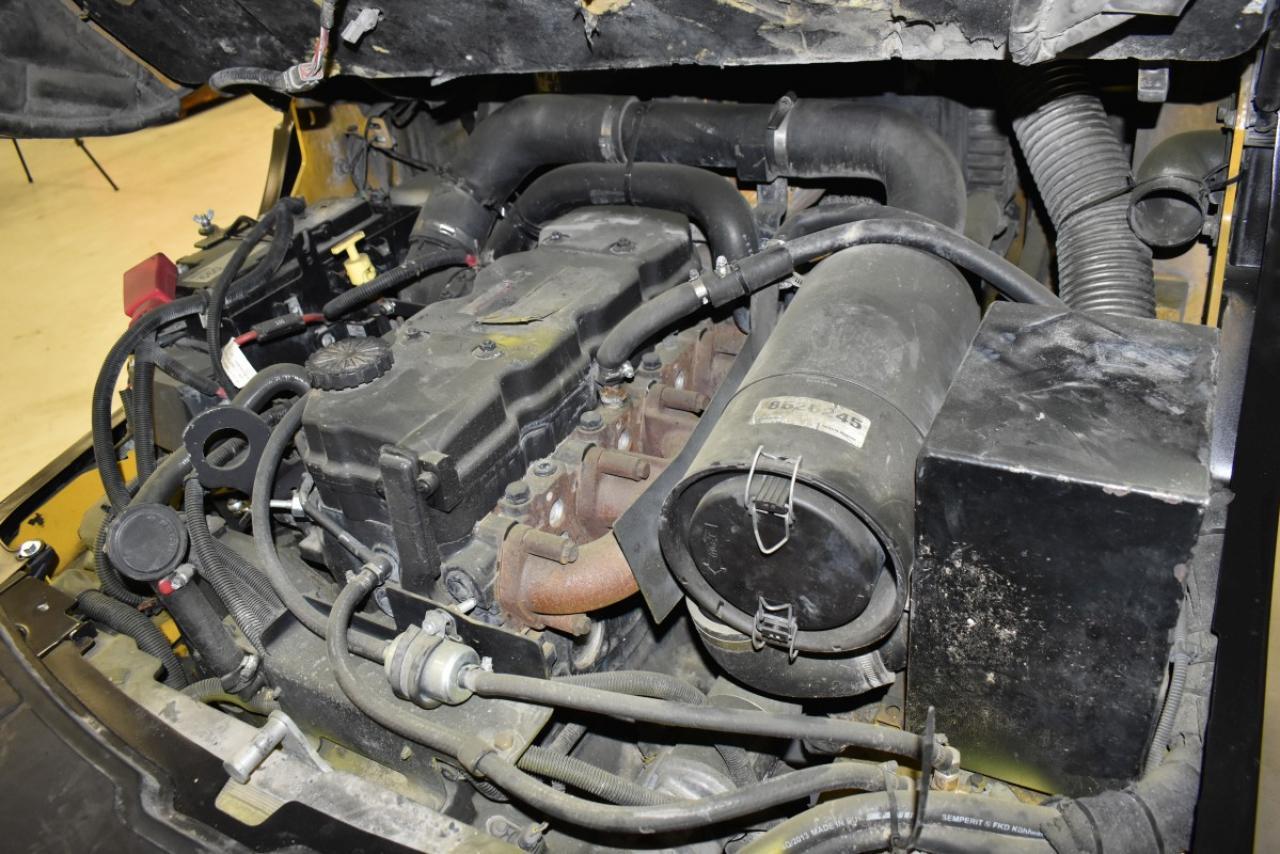 34472 YALE GDP 40 VX5 - Diesel, 2010, Cabin, SS+FP