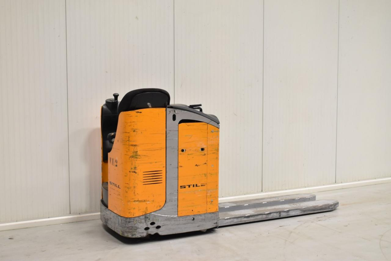 34477 STILL FU-X 20 - Battery, 2015, only 2645 hrs, BATT 2015