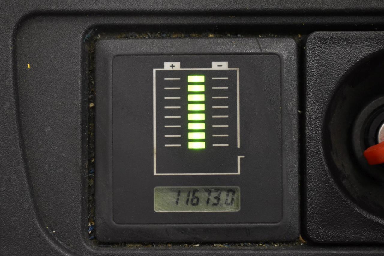 34542 JUNGHEINRICH ERC 212 - Battery, 2014