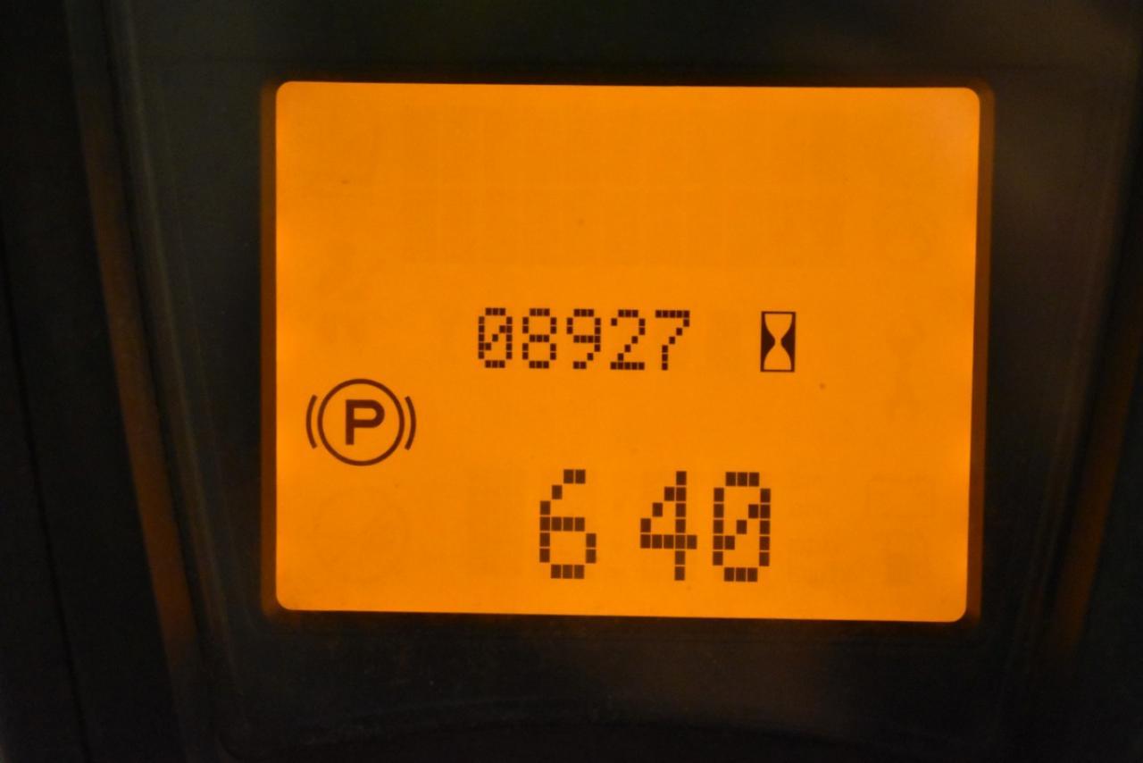 34610 LINDE E 16-02 - AKU, 2015, BP, Volný zdvih