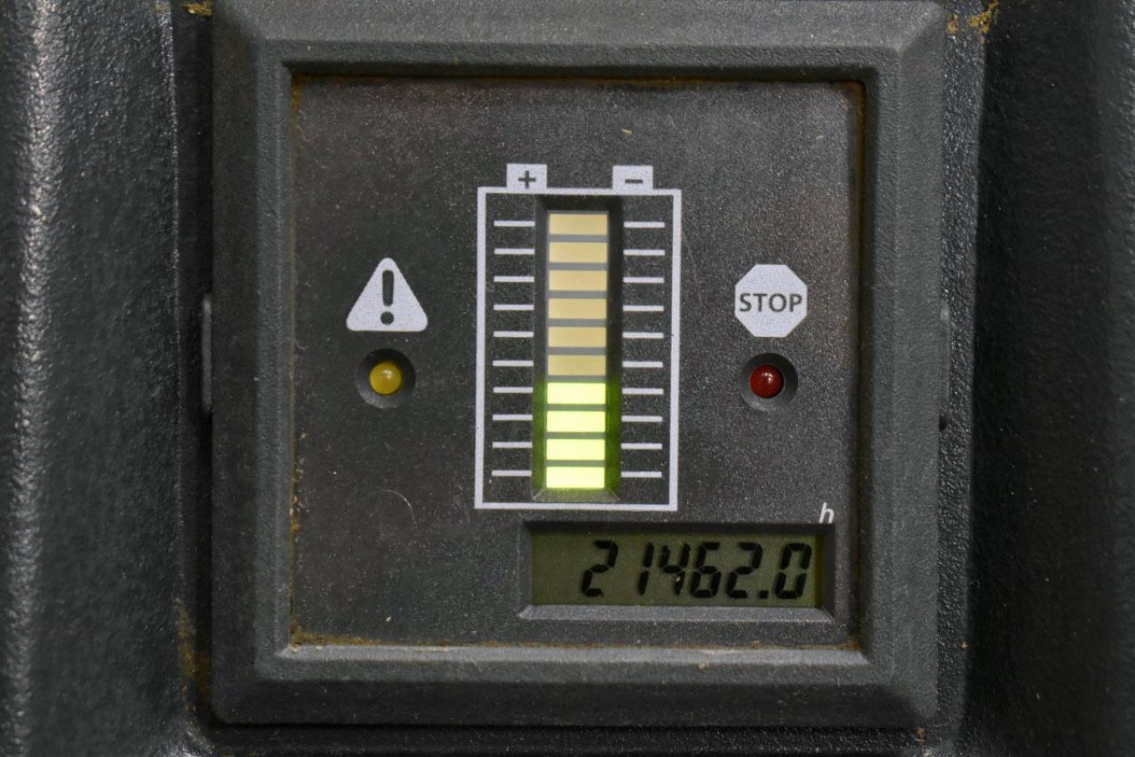 34640 JUNGHEINRICH EJD 220 - AKU, 2006, přízdvih, pouze 21461 mth