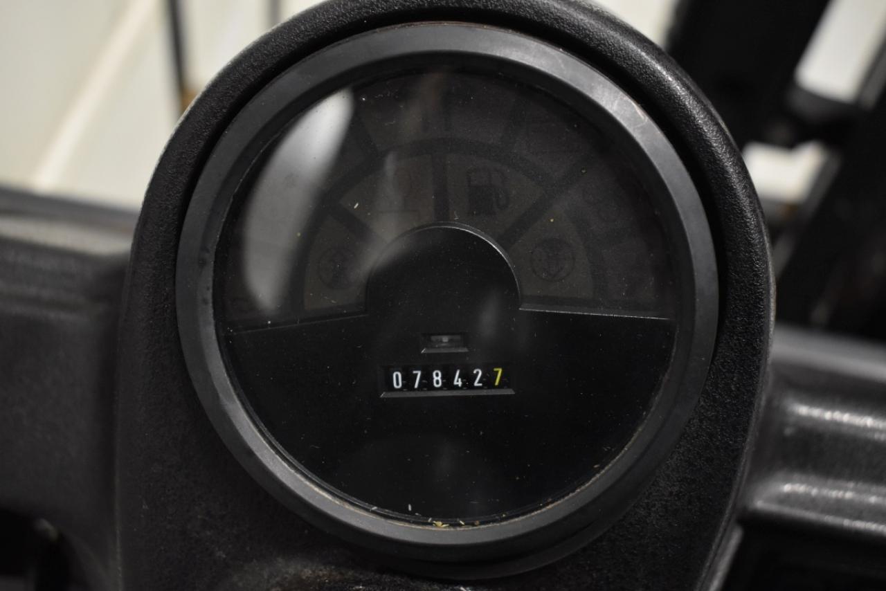 34757 LINDE H 16 T-03 - LPG, 2005, BP, Volný zdvih, Triplex