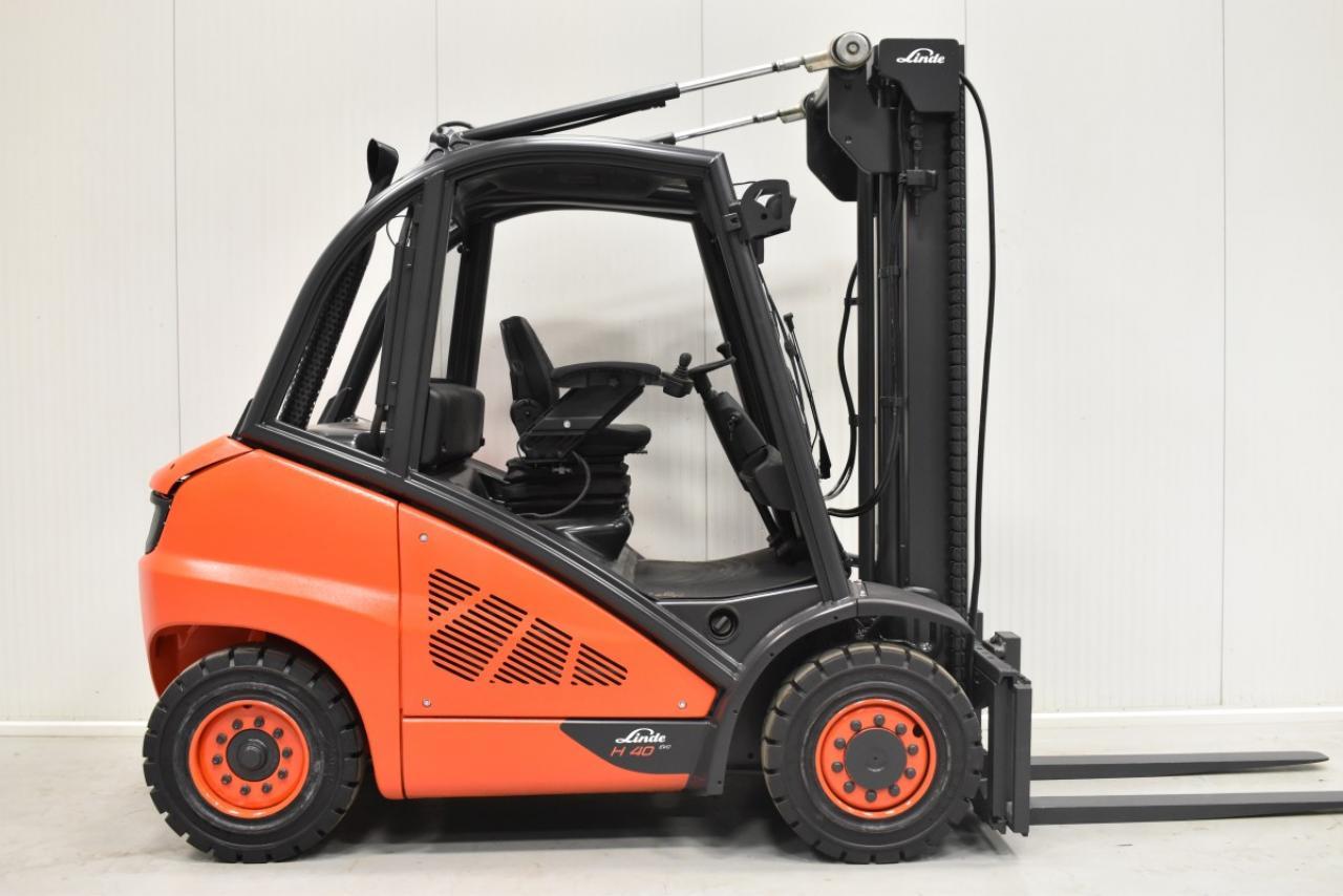 34766 LINDE H 40 D - Diesel, 2007, BP