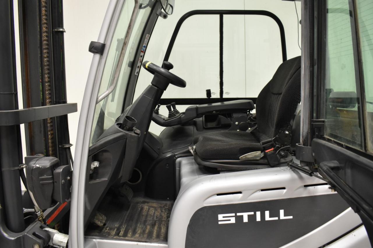 34799 STILL RX 60-50/600 - AKU, 2015, Kabina, BP+HSV