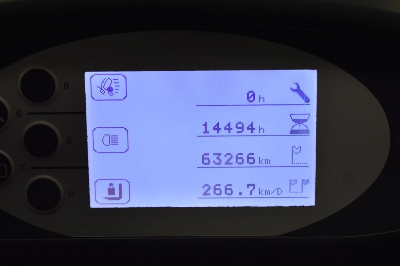 34801 STILL RX 60-50/600 - AKU, 2015, Kabina, BP+HSV