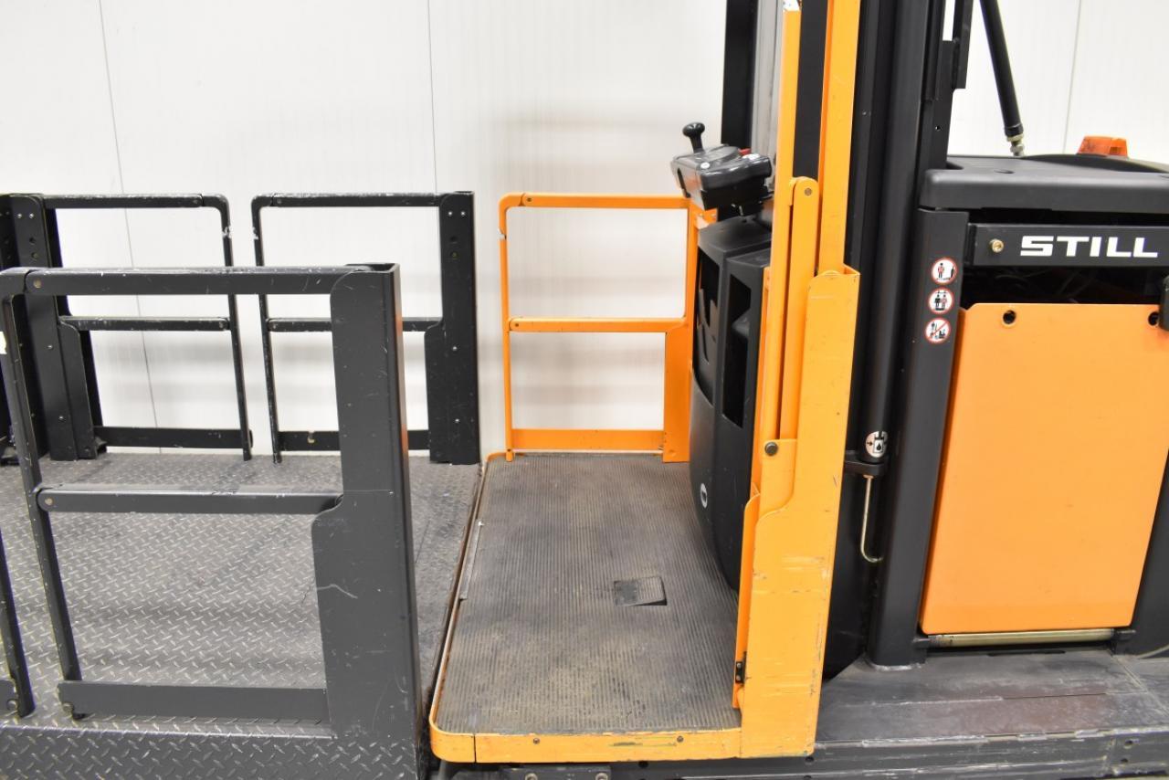 34831 STILL EK 12 i - Battery, 2012, Free lift, TRIPLEX, only 1799 hrs
