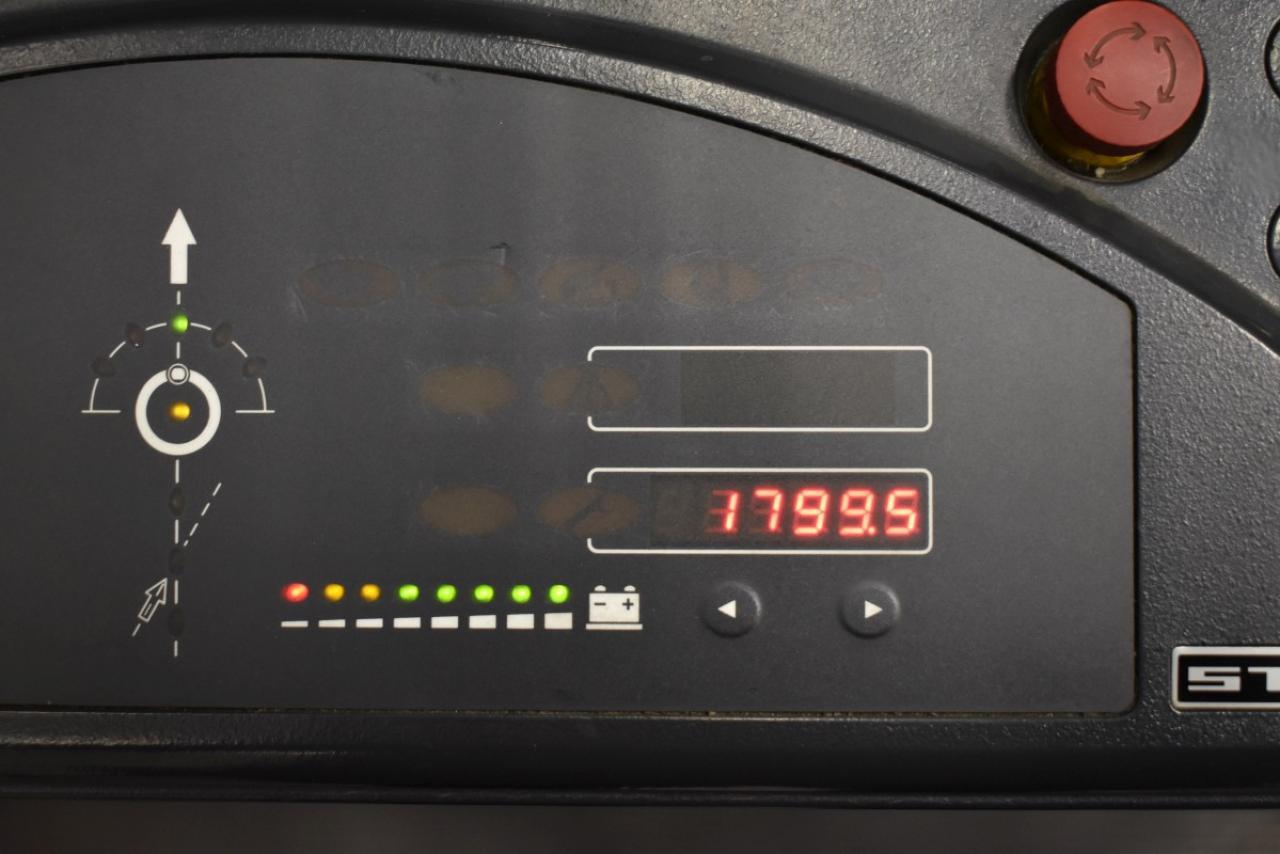 34831 STILL EK 12 i - AKU, 2012, Volný zdvih, Triplex, pouze 1799 mth
