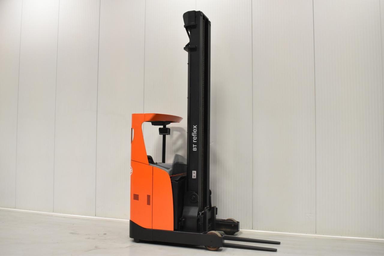 34875 BT RRE 160 - Battery, Reach truck, 2013, SS, Free lift, TRIPLEX