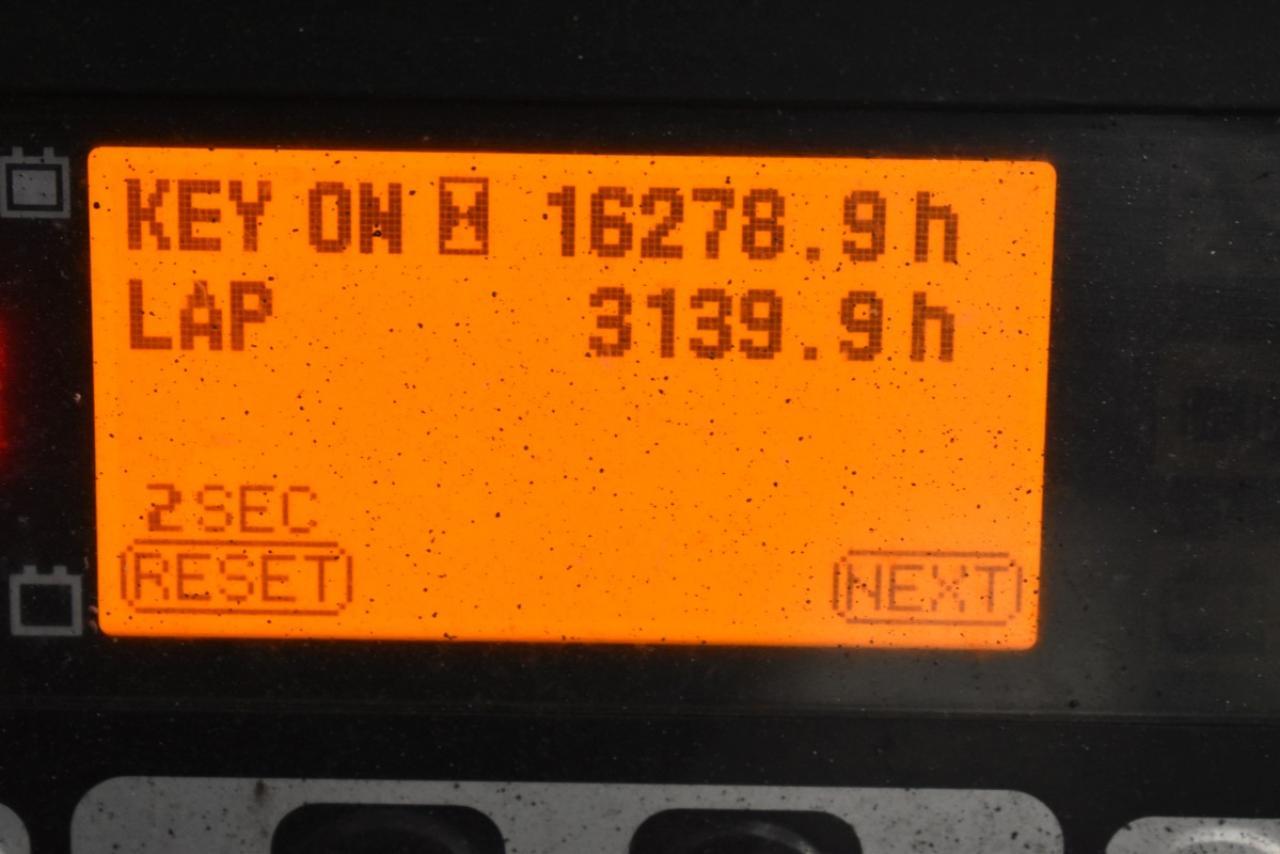 34880 TOYOTA 8FBMT20 - AKU, 2014, BP, Volný zdvih