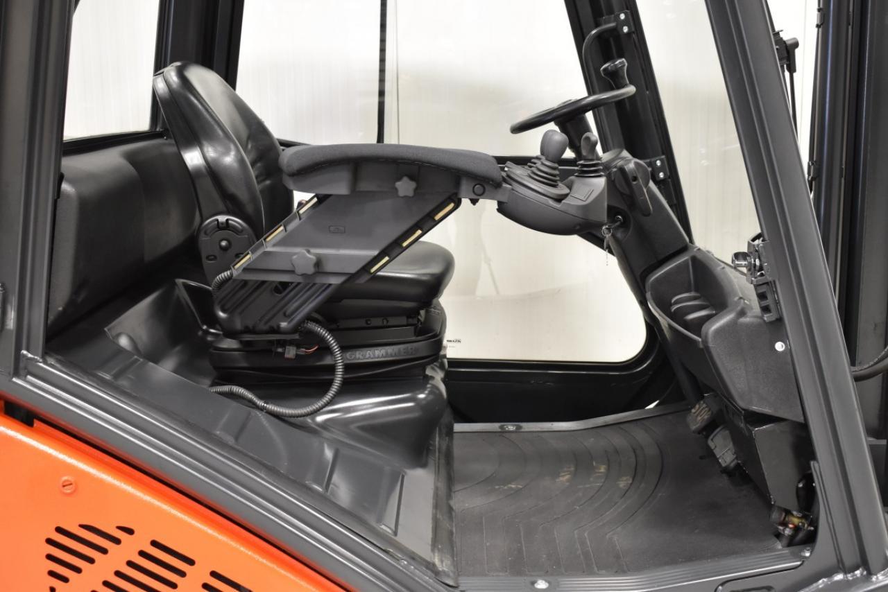 35057 LINDE H 25 D-01 - Diesel, 2012, Cabin, SS