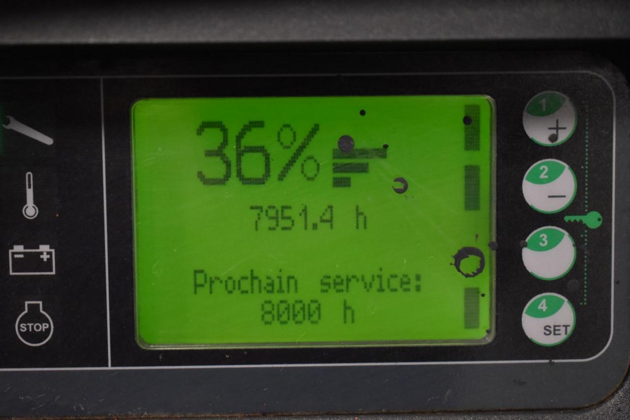 35102 LINDE N 20 HP - AKU, 2010
