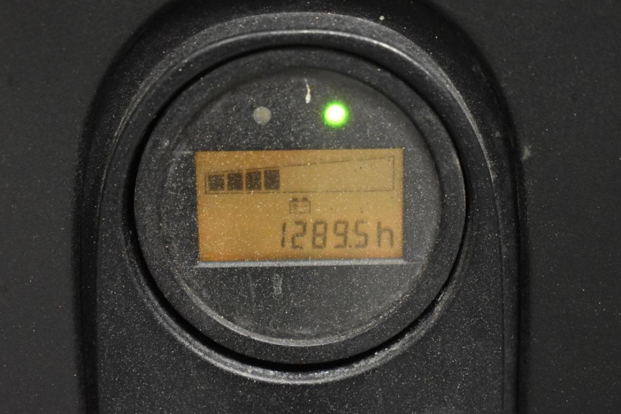 35156 LINDE L 12 - Battery, 2013, only 1289 hrs