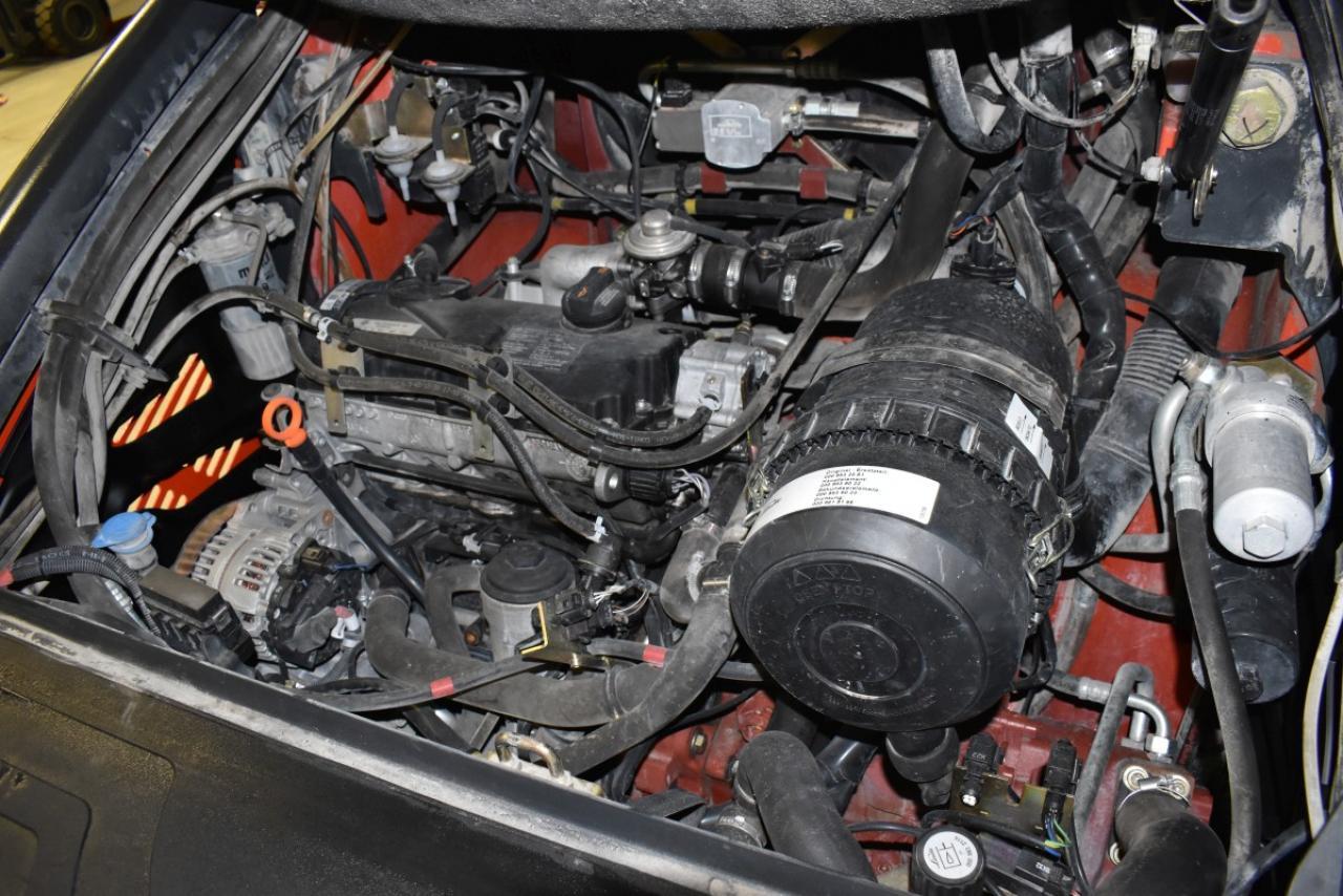 35175 LINDE H 40 D - Diesel, 2013, Kabina, BP, pouze 7440 mth