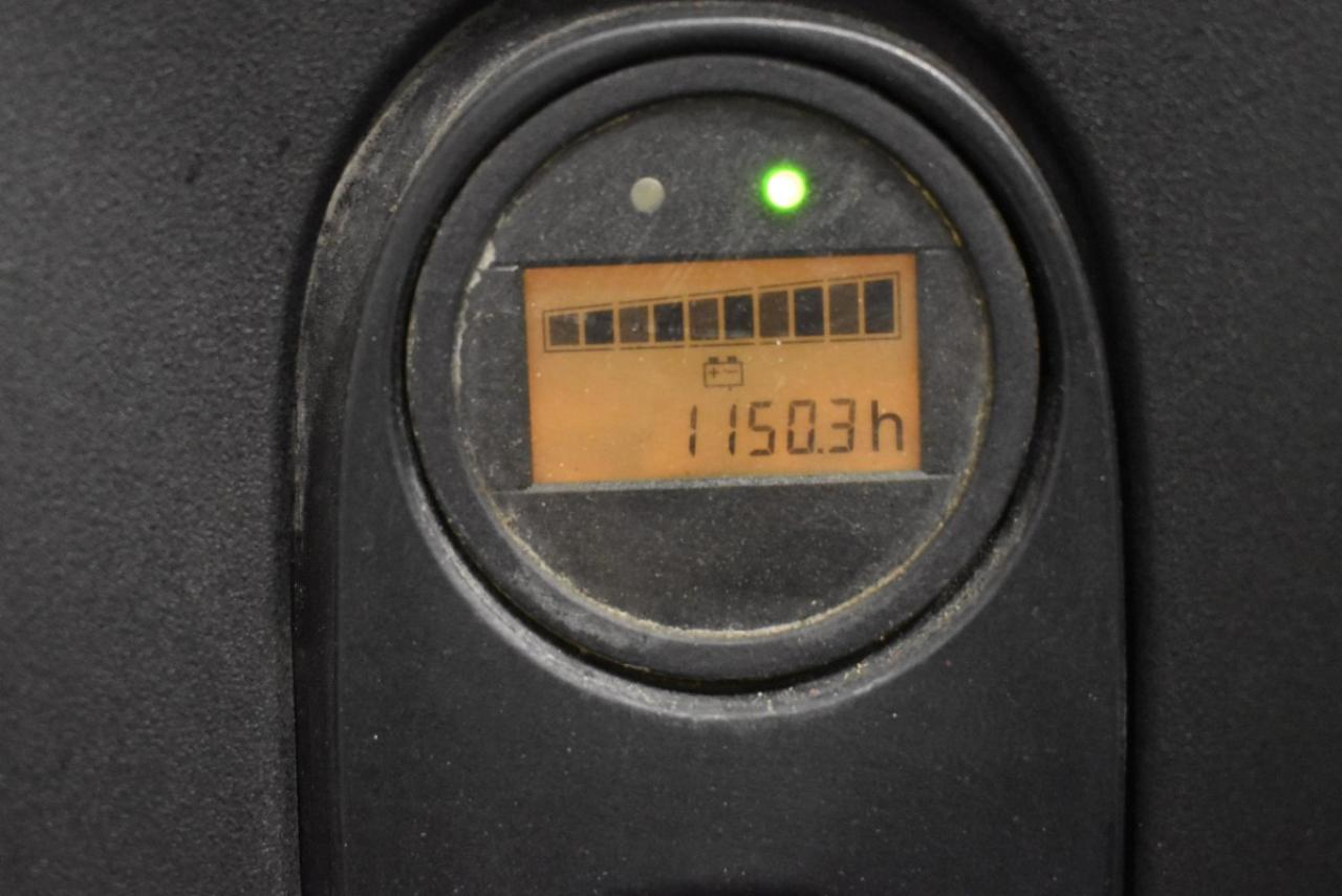 35193 LINDE L 12 - AKU, 2015, pouze 1150 mth