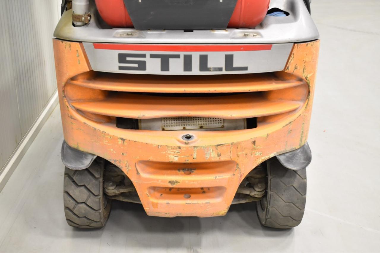 35237 STILL RX 70-16 T - LPG, 2014, Cabin, SS