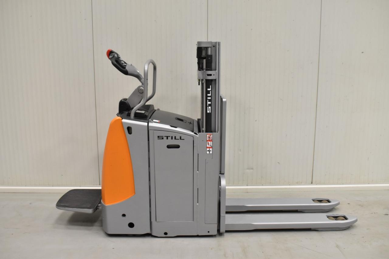 35244 STILL EXD-SF 20 - Battery, 2015, initial lift, only 526 hrs