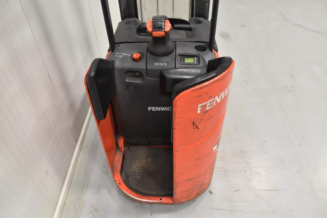 35267 LINDE L 14 LSP - Battery, 2012, initial lift, only 3091 hrs