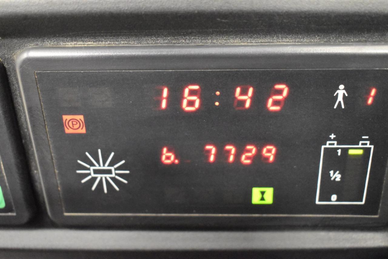 35419 BT RR B2 - AKU, Retrak, 2007, BP, Drive-in, Volný zdvih, Triplex