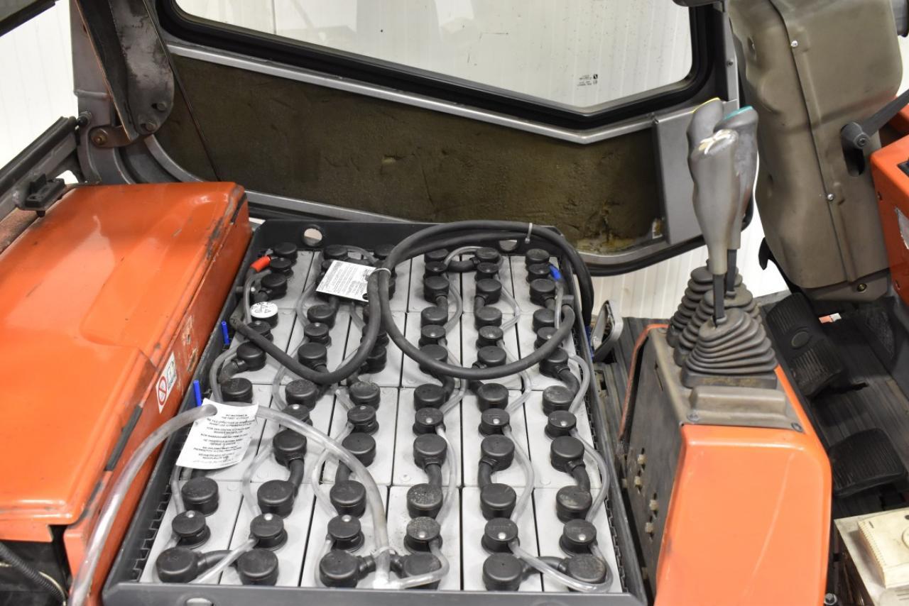 35549 BT CBE 1.5 T - AKU, 2003, Kabina, BP, Volný zdvih, Triplex, pouze 4849 mth,  ZADÁNO