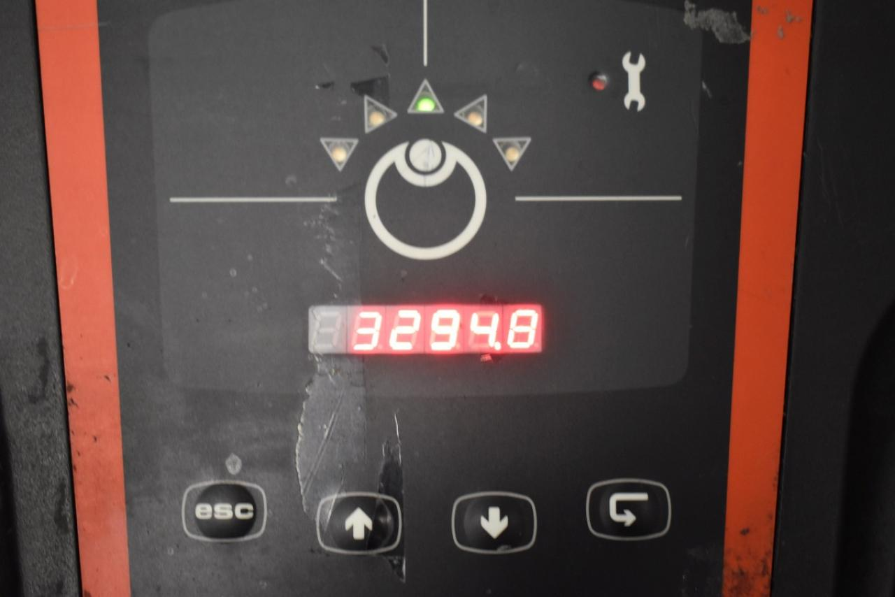 36739 LINDE V 10 - AKU, 2014, pouze 3294 mth